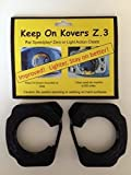 Keep on Kover Z.3 for Speedplay Zero or Light Action Cleats Cover - Long Lasting