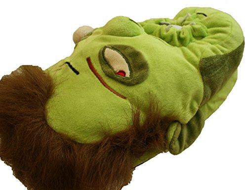 Size Feet Claw Gents Slippers Animal Fun Novelty Mens Big Foot UK 10 Ape avgwnxAUq
