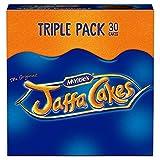 McVities Jaffa Cakes Triple Pack 30
