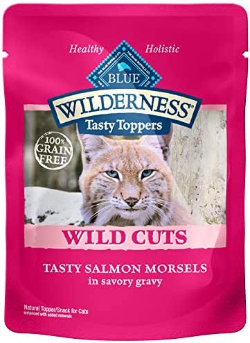 Cat Food: Blue Buffalo Wilderness Tasty Toppers