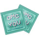 La Fresh Travel Lite Antiperspirant Wipes for Men and Women, Fresh Scent, 200 count
