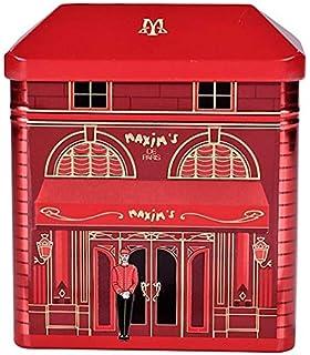 Maxims de Paris French gourmet Chocolate 24 Mini Chocolate Rochers Gift tin 120g 4.2oz