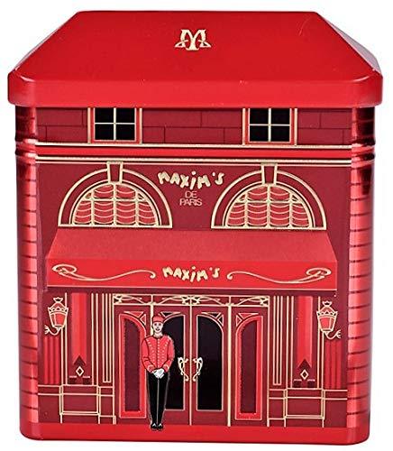 - Maxim's de Paris French gourmet Chocolate 24 Mini Chocolate Rochers Gift tin 120g 4.2oz