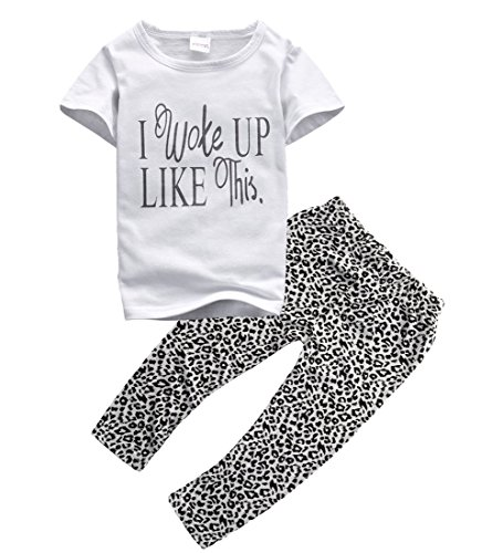 canis-baby-girls-short-sleeve-i-woke-up-like-this-t-shirt-and-leopard-pants-outfit-set806-12m