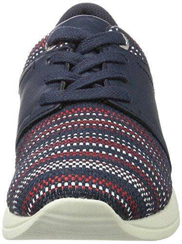 Tommy Hilfiger Blau Rwb 911 Interweave 2z1 Sneakers S1285amantha Damen rrwOBz