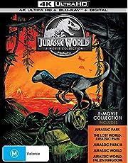 Jurassic World: 5-movie Collection (4K Ultra HD + Blu-ray)