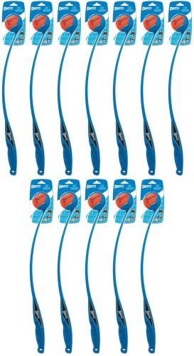 Chuckit! Sport 25M Medium Ball Launcher 12pk by Chuck It