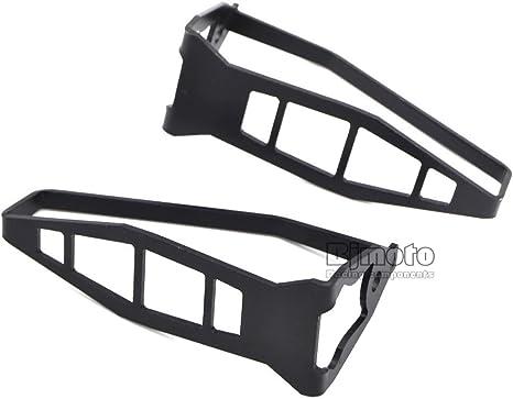 Frente negro Luz indicadora de se/ñal de giro Protector de rejilla Protector