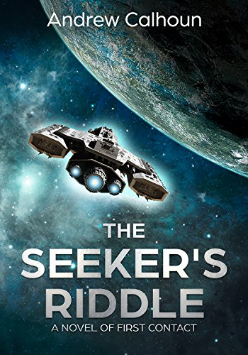#freebooks – The Seeker's Riddle: A Novel of First Contact – FREE until May 7th