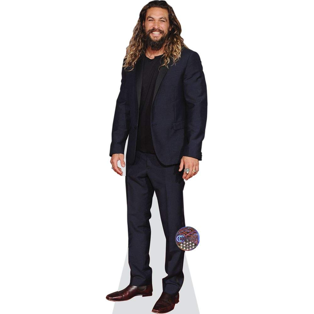 Jason Momoa (2018) Life Size Cutout by Celebrity Cutouts