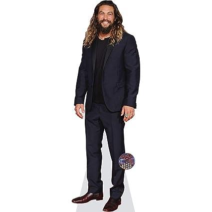Cardboard Cutout Olly Murs Suit mini size Standee.