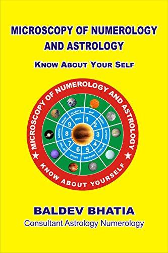 Amazon microscopy of numerology and astrology an art of microscopy of numerology and astrology an art of knowing yourself microscopy of astrology fandeluxe Epub