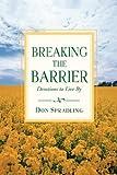 Breaking the Barrier, Don Spradling, 1594679517