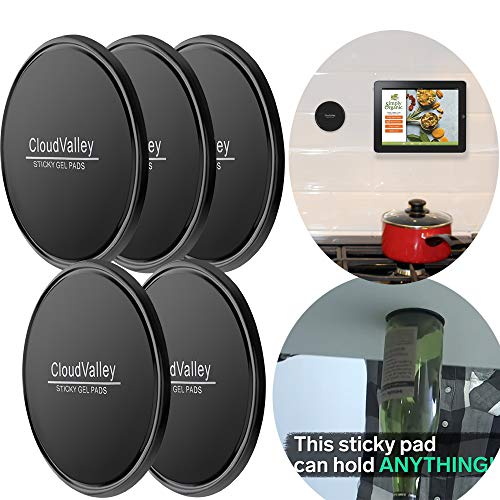 CloudValley Sticky Gel Pads - Gripping Pad [5