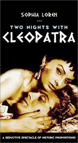 UPC 720917018232, Two Nights with Cleopatra [VHS]