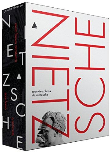 Grandes Obras de Nietzsche - Caixa