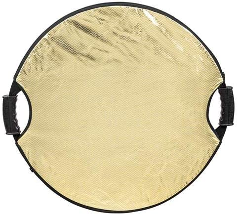 Glow 5-in-1 Collapsible Circular Reflector with Handles 22