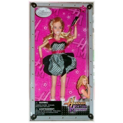 Disney Store Exclusive Hannah Montana the Movie 10 Doll