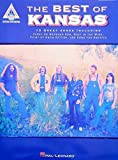 The Best of Kansas (Guitar Recorded Version) (Guitar Recorded Versions)