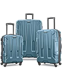 Centric 3pc Hardside (20/24/28) Luggage Set, Teal