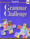 Stand Out Level 4 : Grammar Challenge, Jenkins, Rob and Sabbagh, Staci Lyn, 083843939X