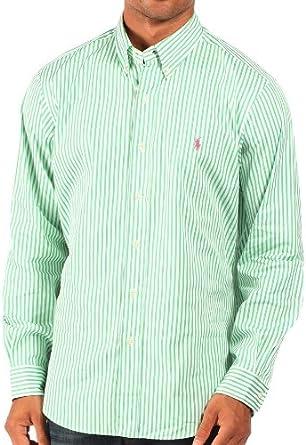 Ralph Lauren - Camisa formal - Manga Larga - para hombre ...