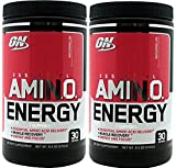 Optimum Nutrition Essential Amino Energy – Watermelon 9.5 oz (Pack of 2) ,30 Servings each Review
