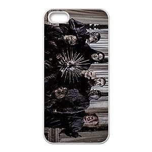 iPhone 4 4s Cell Phone Case White Slipknot WQ7507300