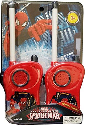 Marvel Spiderman Walkie -