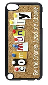 Community in Movies And TV Hard Case Cover for Apple iPod Touch 5th Generation