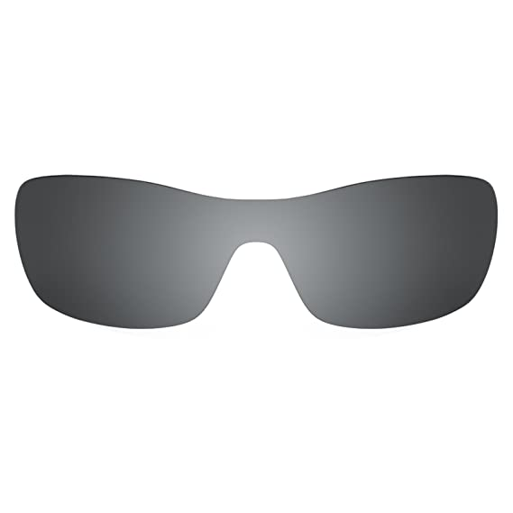 512845d54c Revant Replacement Lenses for Oakley Antix Black Chrome MirrorShield®   Amazon.co.uk  Clothing