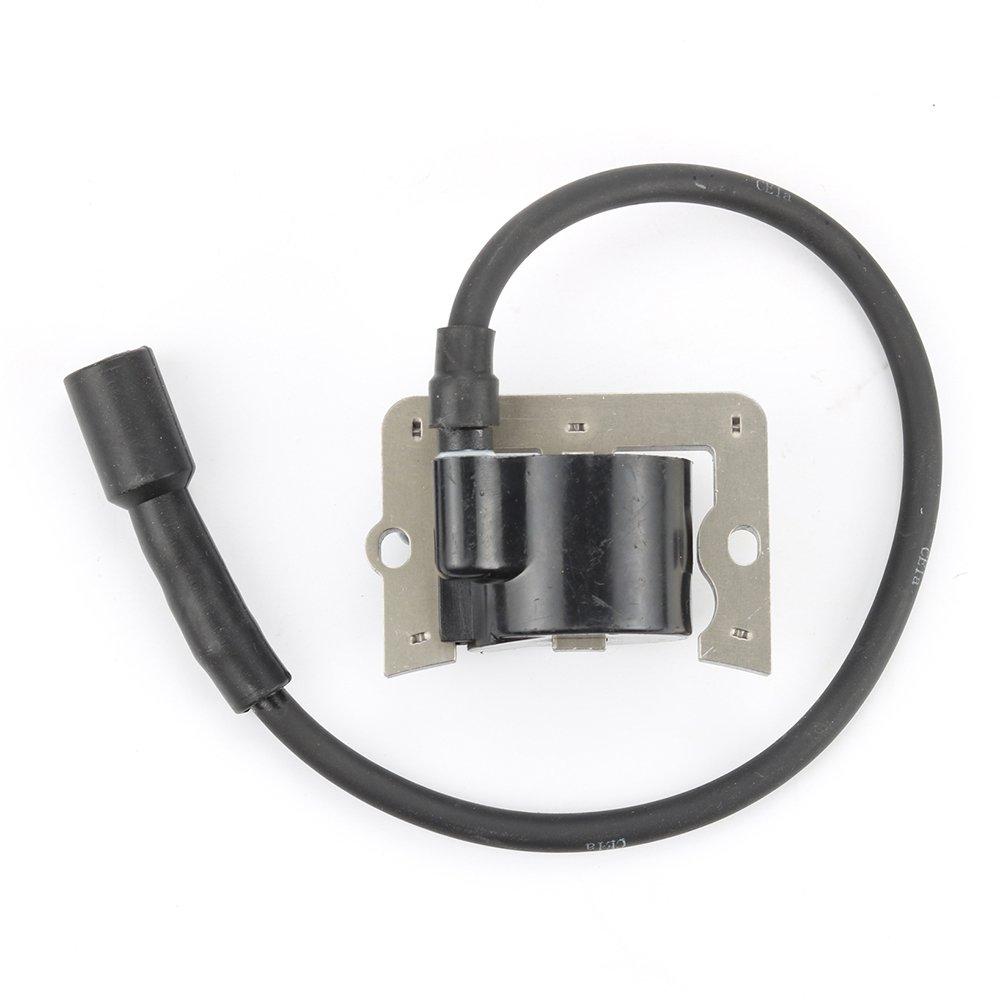 Buckbock Ignition Coil for Kohler 12 584 01-S 12 584 04-S Fits Models CH11 CH12.5 CH13 CH14 CH15 CH410 CV11 CV12.5 CV13 CV14 CV15 CV430 CV460 CV461 CV460 CV490 CV491 CV492 CV493