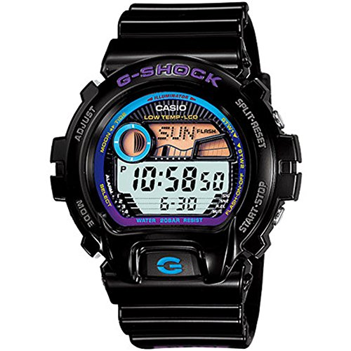 Casio GLX 6900 1DR G Shock Black Digital