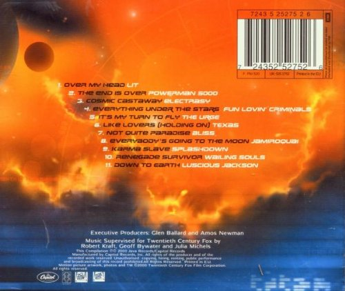 Titan A.E.: Music From The Motion Picture (2000 Film)