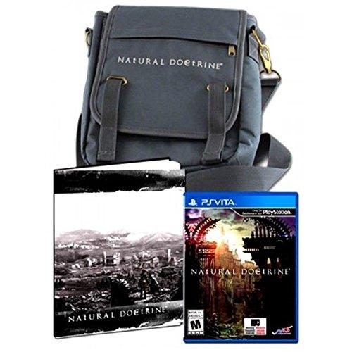 Natural Doctrine Collector's Edition Bag [Sony PlayStation Vita]