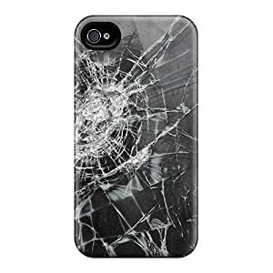 Special Design Back Cracked Screen Phone Cases Covers For Iphone 6