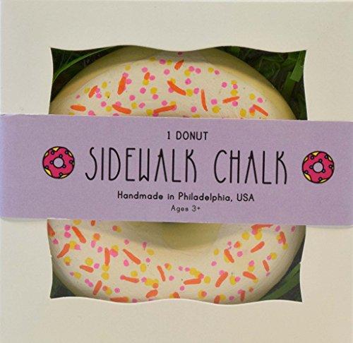 Twee` Donut Shaped Sidewalk (Shaped Chalk)