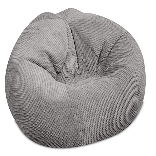 Surprising Gilda Kids Beanbag Childrens Classic Soft Comfy Ocean Corduroy Bean Chair Filled With Virgin Beans Beautiful Bed Living Room Accessory Ideal Frankydiablos Diy Chair Ideas Frankydiabloscom
