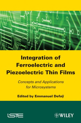 Integration of Ferroelectric and Piezoelectric Thin Films: Concepts and Applications for Microsystems