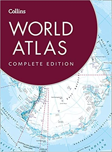 Collins world atlas complete edition amazon collins maps collins world atlas complete edition amazon collins maps 8601405043511 books gumiabroncs Images