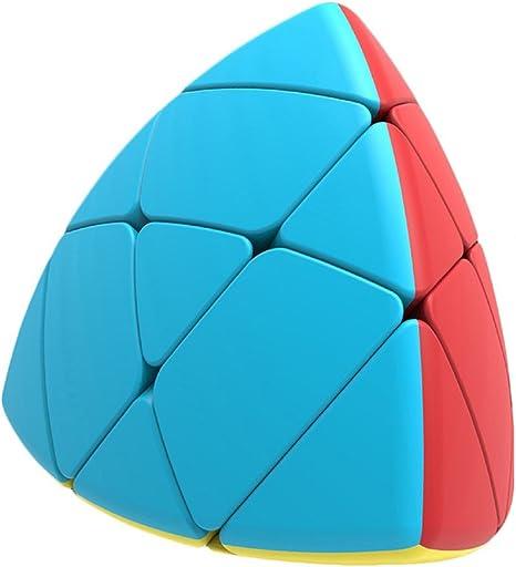 IndiaBuy Qiyi EXTRA SMOOTH 3x3 Mastermorphix Stickerless Rubiks Magic Speed Cube 3D-Puzzle