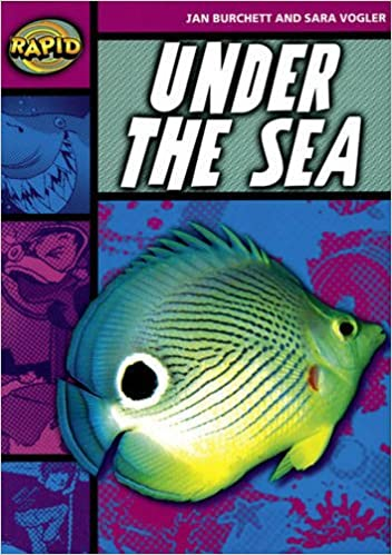 Image result for under the sea book by Jan Burchett and vogler