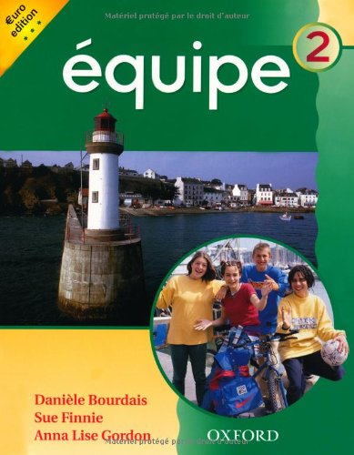 Equipe: Level 2: Students' Book 2: Euro Edition