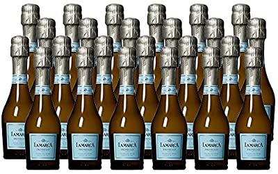 La Marca DOC Veneto Prosecco Sparkling Wine 24 x 187 mL by La Marca