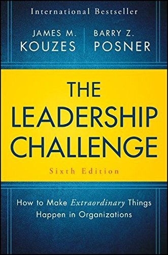 Book Cover: The Leadership Challenge: How to Make Extraordinary Things Happen in Organizations