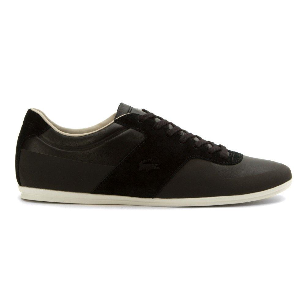 Lacoste Men's Turnier 316 1 Cam Fashion Sneaker, Black, 10 M US by Lacoste (Image #3)