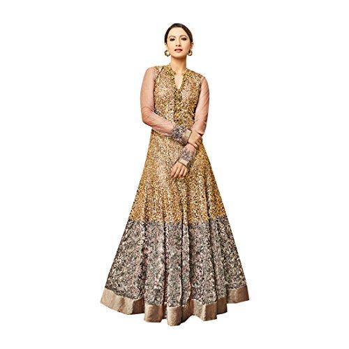 di feste designer tradizionale abito Salwar 912 Anarkali vestito Custom Indumenti per lungo pakistano etnica culturale indiano Bollywood misura CppqP