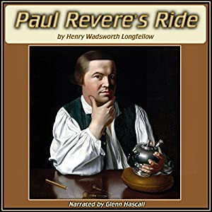Paul Revere's Ride Audiobook