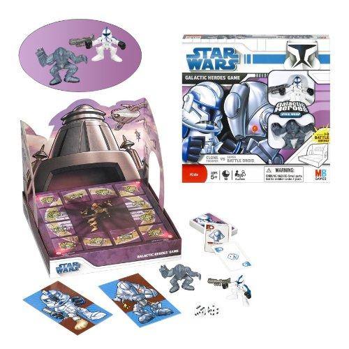 Star Wars Galactic Heroes Game Clone Trooper vs Super Battle (Galactic Heroes Game)