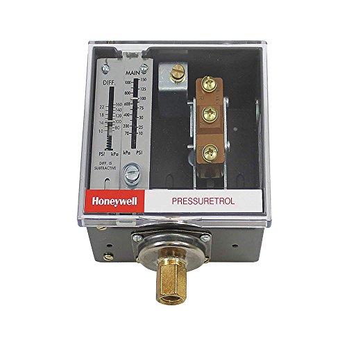 Honeywell, Inc. L404F1102 L404A,B,C,D,F Pressuretrol® Controllers